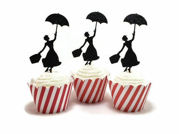 Beloved Nanny Mary Cupcake Toppers by Carismatic Designs ...
