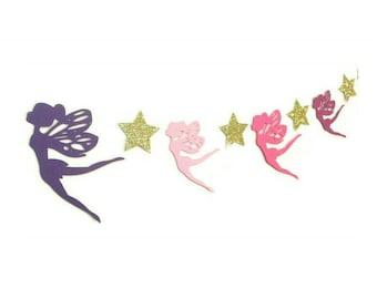 Fairy Garland, Fairies, Fantasy, Fairy Birthday Party, Fairy Decorations