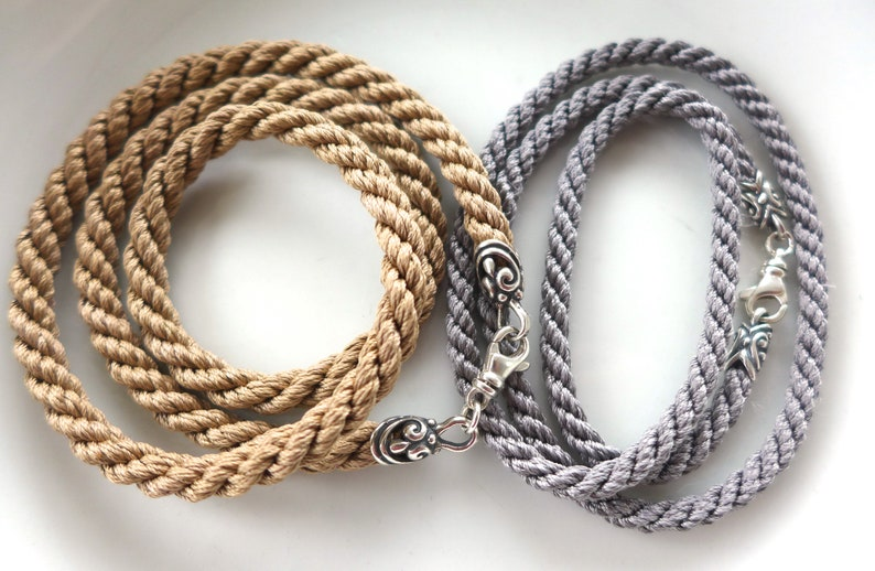 "Silk Pendant Tie 18-24/"" Adjustable SLIDE Necklace Jewellery String Cord 20"