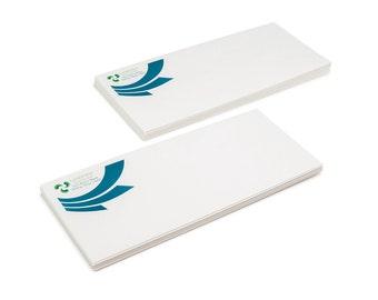 Custom No. 10 Envelopes (Windowless)