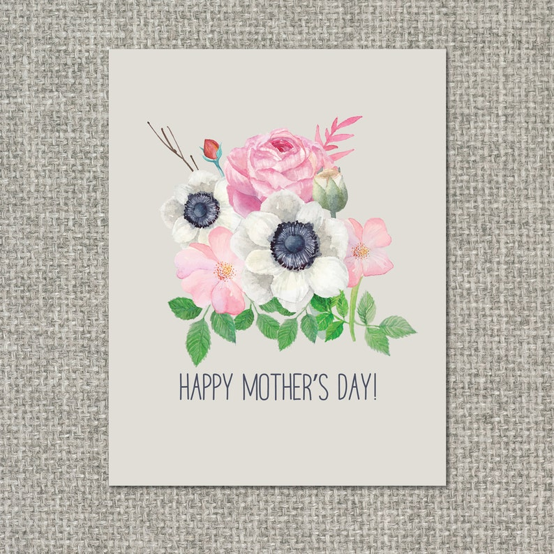Mother's Day Greeting Card image 0