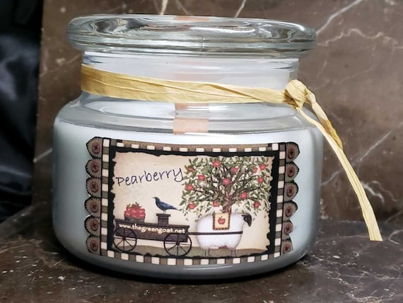 Pearberry Soy Container Candle