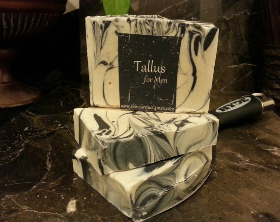 Tallus for Men Goat Milk Soap
