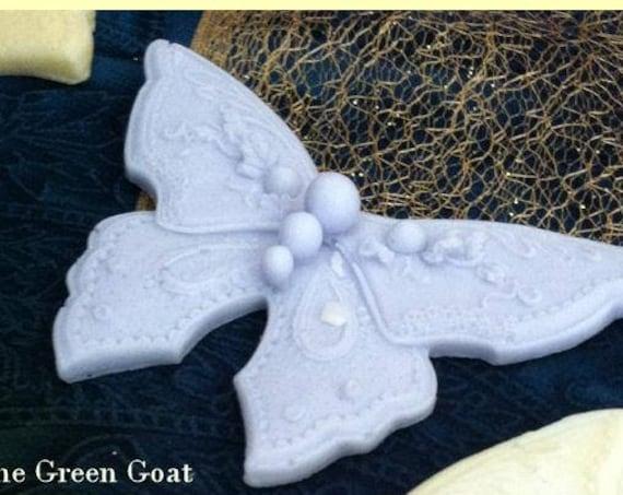 30 Butterfly Goat Milk Soap