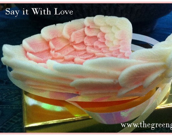 30 Angel Wings  /Wedding Shower Favor Soap