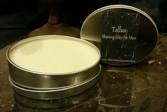 Tallus Shaving Soap for Men,