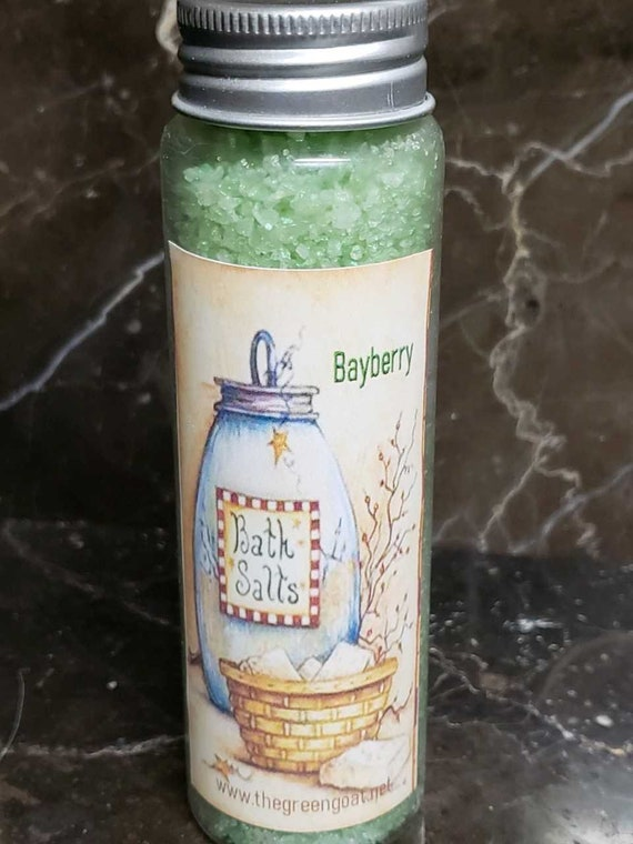 Bayberry Bath Salts