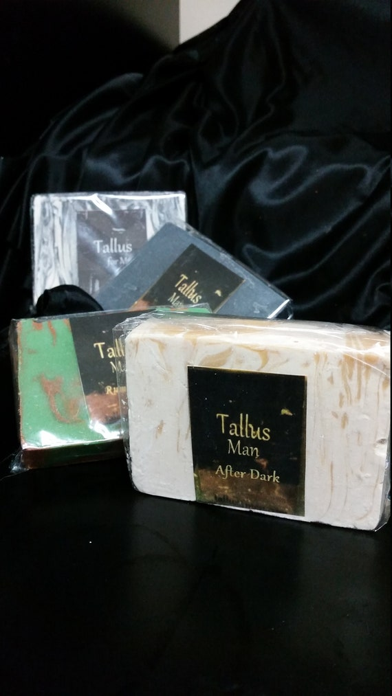 Tallus Goat Milk Soap for Men