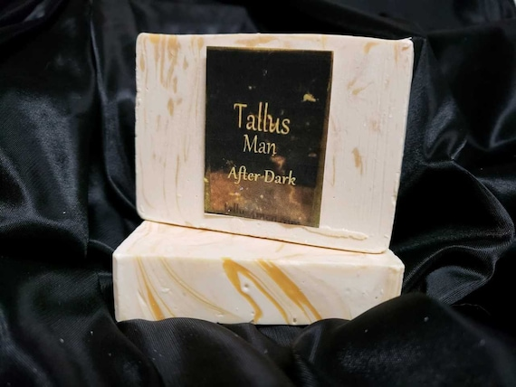 Tallus Goat Milk Soap After Dark