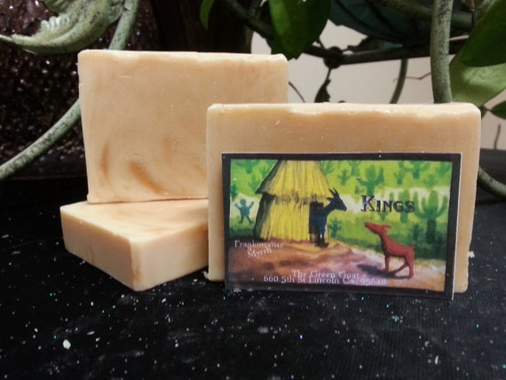 Goat Milk Soap, Kings