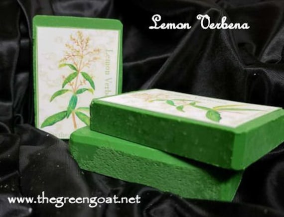 Goat Milk Soap Lemon Verbena