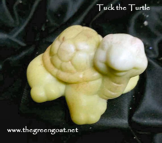 Tux the Turtle Goats Milk Soap/Baby Shower Favors