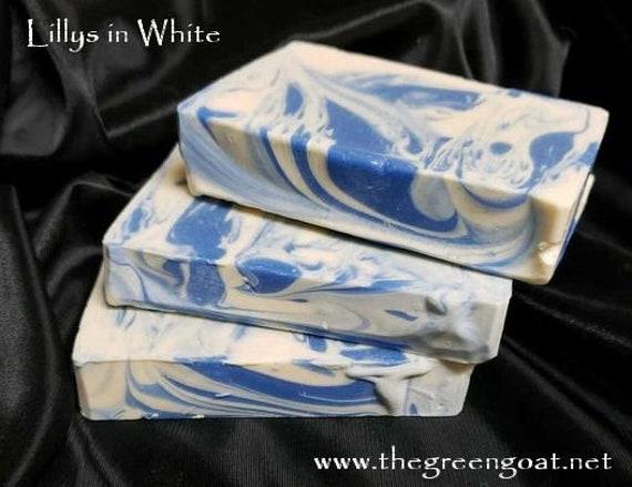 Lilly Goat Milk Soap