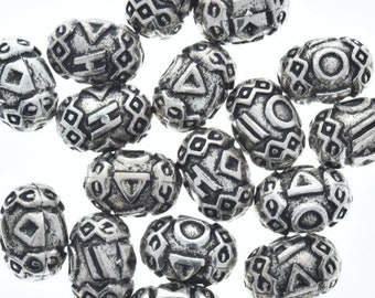 29 Norse Funeral and Trade Beads