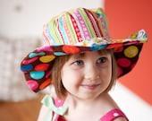 Polka Dot Sunhat for Baby...