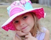 Wide brim sun hat for bab...