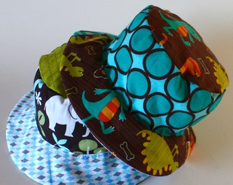 09211a54f63 Bucket sun hat for babies and toddlers
