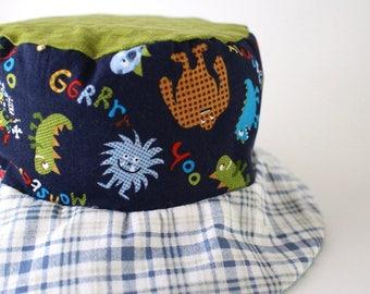 5db317ee6b2 Boys bucket hat