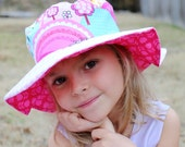 Wide brim sun hat for bab...