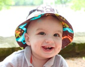 Bucket sun hat for baby b...