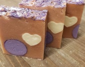 Lilac & Oak Cold Process Soap
