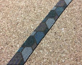 Pattern for Field of Gems - Peyote Stitch pattern by Gail DeLuca