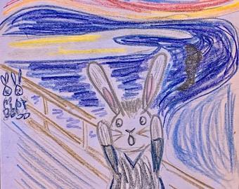 Bunny Scream
