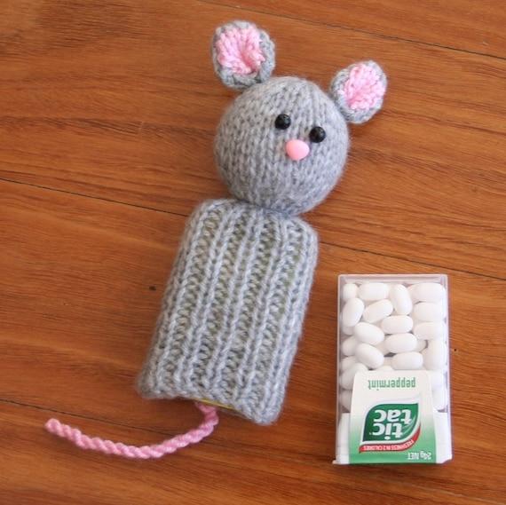 Tic Tac Toys Animals Pdf Knitting Pattern Etsy