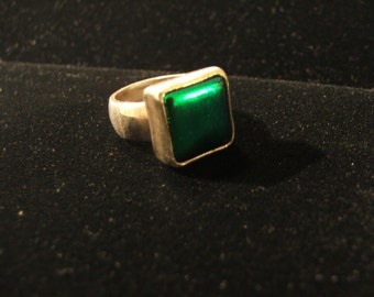 Jolly Green Giant Ring