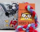 Legend of Zelda Link and Gannon Catnip Stuffed NerdRat Cat Toy