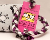 Porgs Catnip Stuffed NerdRat Cat Toy