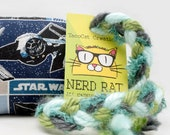 Star Wars Catnip Stuffed NerdRat Cat Toy