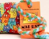 Rainbow Cats Catnip Stuff...
