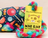 Colorful Candy MadRat Cat...