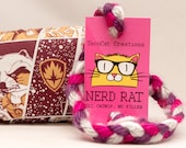 Guardians of the Galaxy Comic NerdRat Catnip Stuffed Cat Toy
