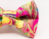 Dapper Cat Rainbow Swirls...