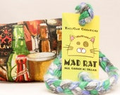 Beers of the World Catnip Stuffed MadRat Cat Toy