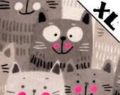 Cute Kitties XL Refillable Catnip Mat