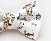 Star Wars Dapper Cat Bow Tie
