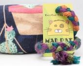 Cactus MadRat Catnip Stuffed Cat Toy