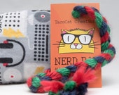 Video Game Consoles Catnip Stuffed NerdRat Cat Toy
