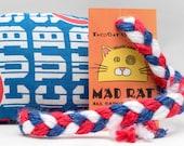 Chicago Cubs MadRat Catnip Stuffed Cat Toy