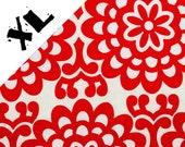 Red Mandala XL Refillable Catnip Mat