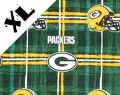 Green Bay Packers XL Refillable Catnip Mat