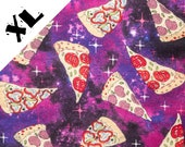 Galaxy Pizza XL Refillable Catnip Mat