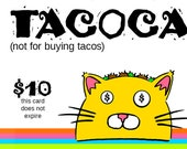 TacoCard Gift Cards!