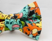 Pokemon Cat Bow Tie