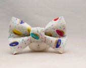 Dapper Cat Donuts Bow Tie