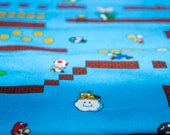 Super Mario Bros Nerd Mat Refillable Catnip Mat