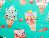 Ice Cream Cats Nip Mat Refillable Catnip Mat